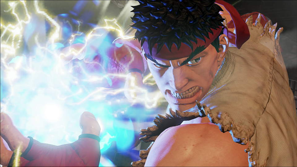 Second Street Fighter V Beta Launching October 22nd