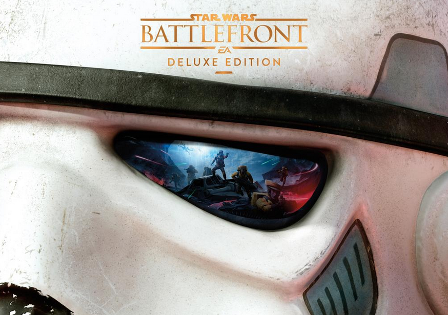 Star Wars: Battlefront Deluxe Edition Announced