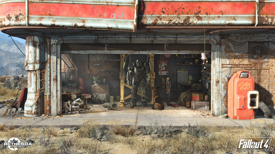 Fallout 4 Mods Now In Open Beta; Consoles Coming Next Month