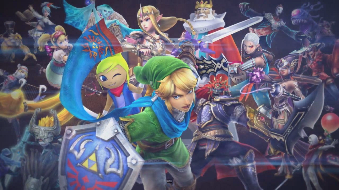 Hyrule Warriors 'leaked' for Nintendo 3DS
