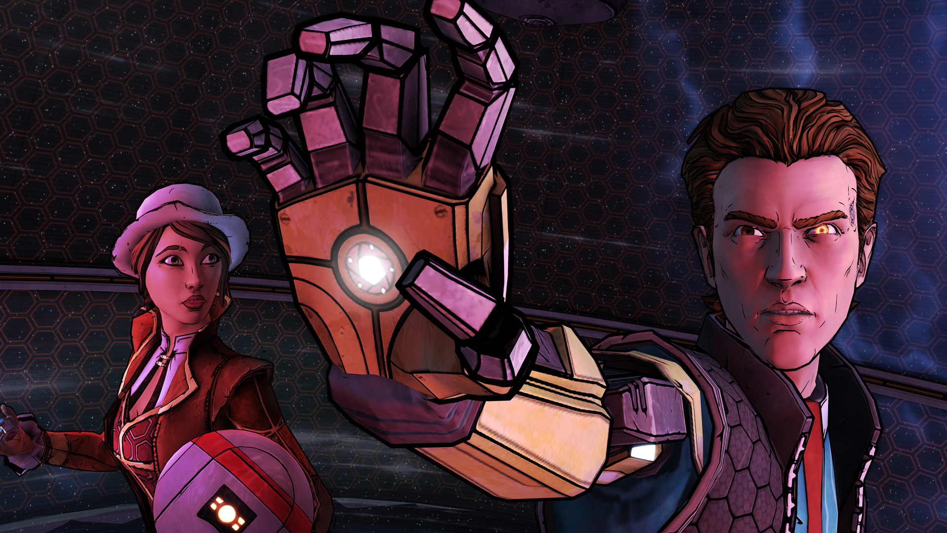 Tales From The Borderlands Coming To Retail