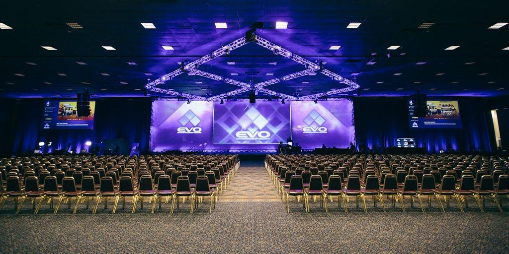 EVO 2015 Begins Today!