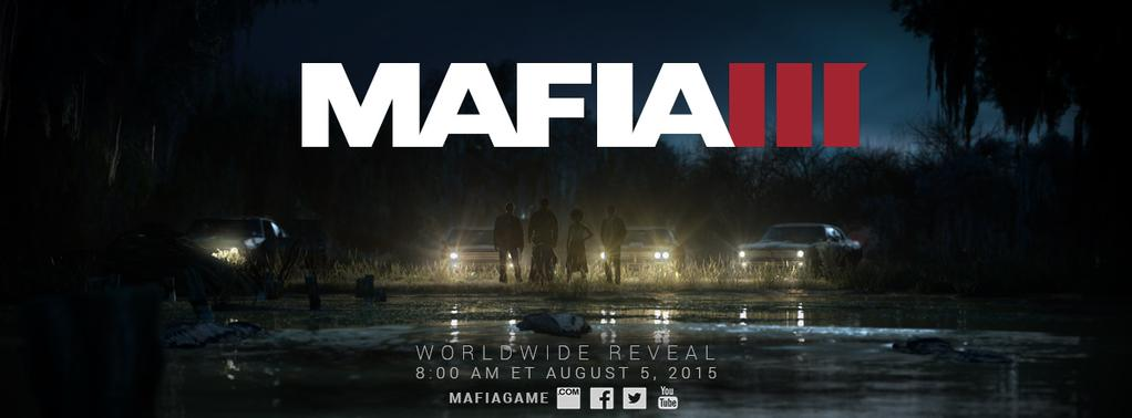 2K Games To Reveal Mafia III Next Week