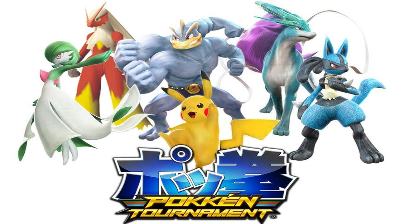 Pokken Tournament DX Releasing For Nintendo Switch On Sept. 22nd