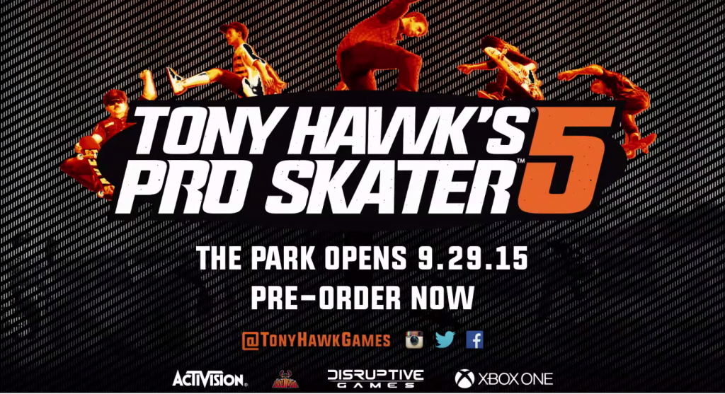 Tony Hawk Pro Skater 5 Trailer Surfaces