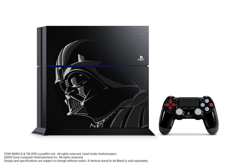 Limited Edition Star Wars PS4 Bundles Announced