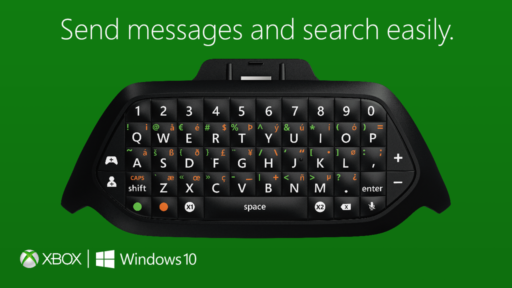 Gamescom: Xbox One Chatpad Announced