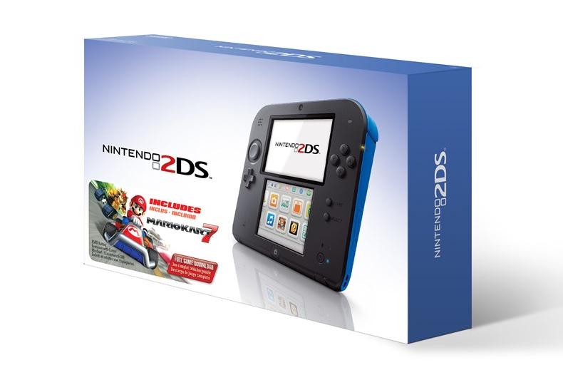 Nintendo 2DS To Receive Price Cut In U.S.