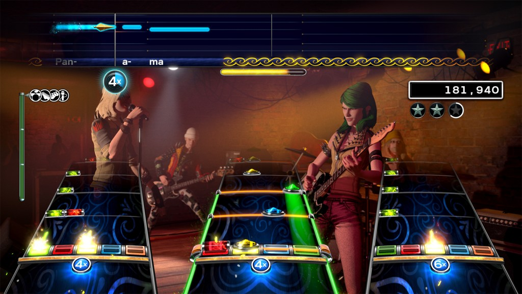 Rock Band 4 – New Tracks Revealed!
