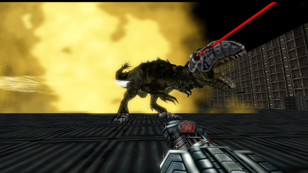 Turok and Turok 2 Being Remastered For PC