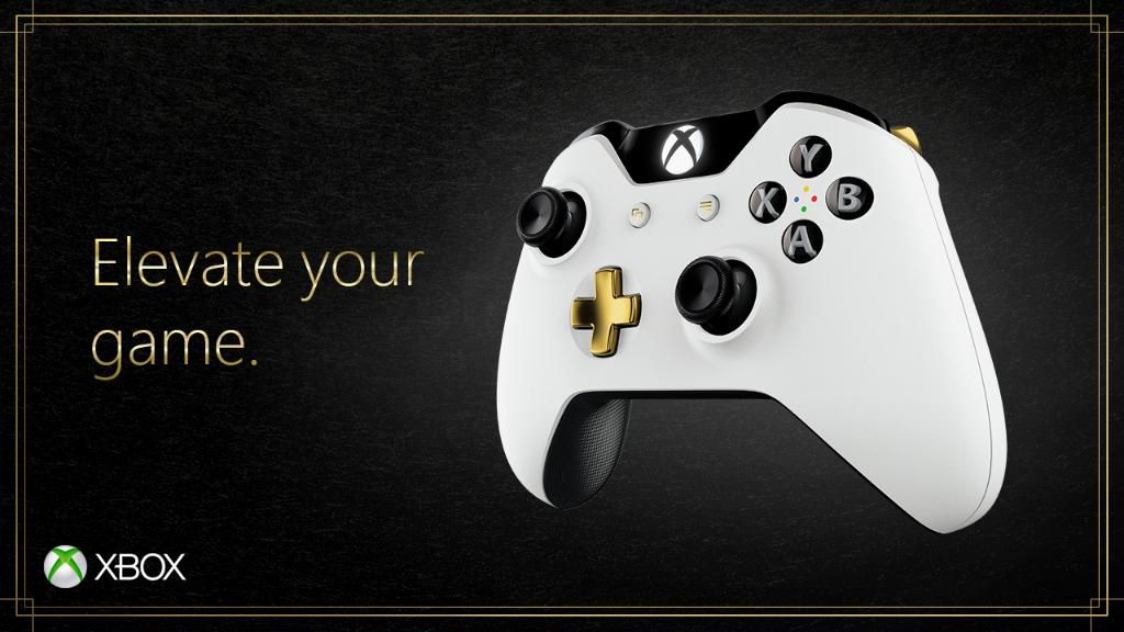 Xbox One Elite Bundle Revealed Lunar White Controller Announced
