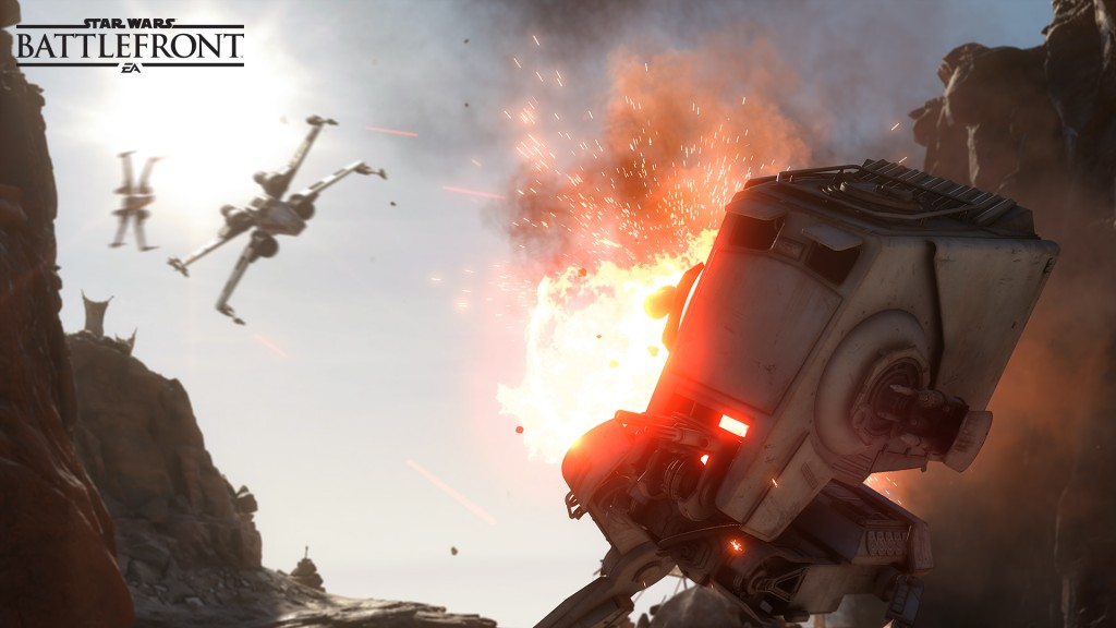 Star Wars Battlefront 2 Hinted For Fall 2017 Release