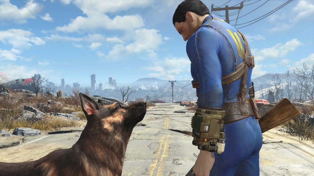 Bethesda VR And Fallout 4 on the HTC Vive Announced