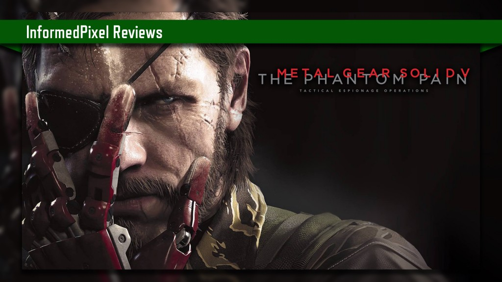 Review: Metal Gear Solid V: The Phantom Pain
