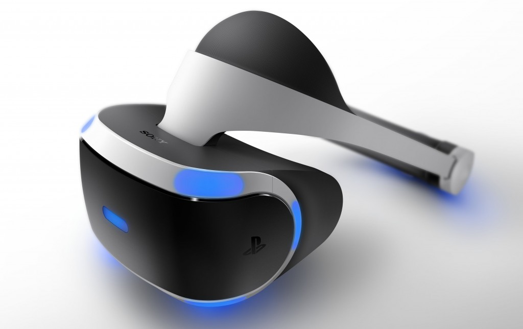 Project Morpheus Has a New Name: Playstation VR