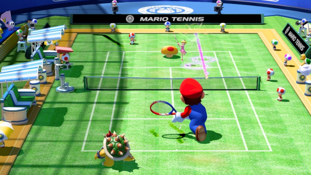 Mario Tennis: Ultra Smash Launching in November