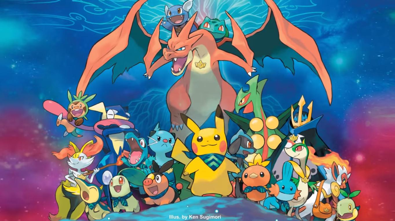 Pokemon Super Mystery Dungeon Release Date Announced