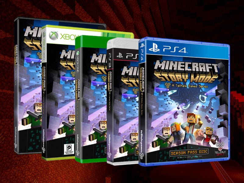 Minecraft: Story Mode Episode 2 Will Launch Later Today