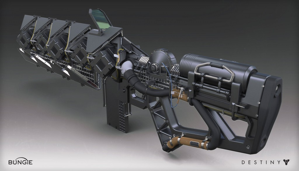 Walkthrough: Obtaining The 'Sleeper Simulant Exotic' in Destiny Part 2