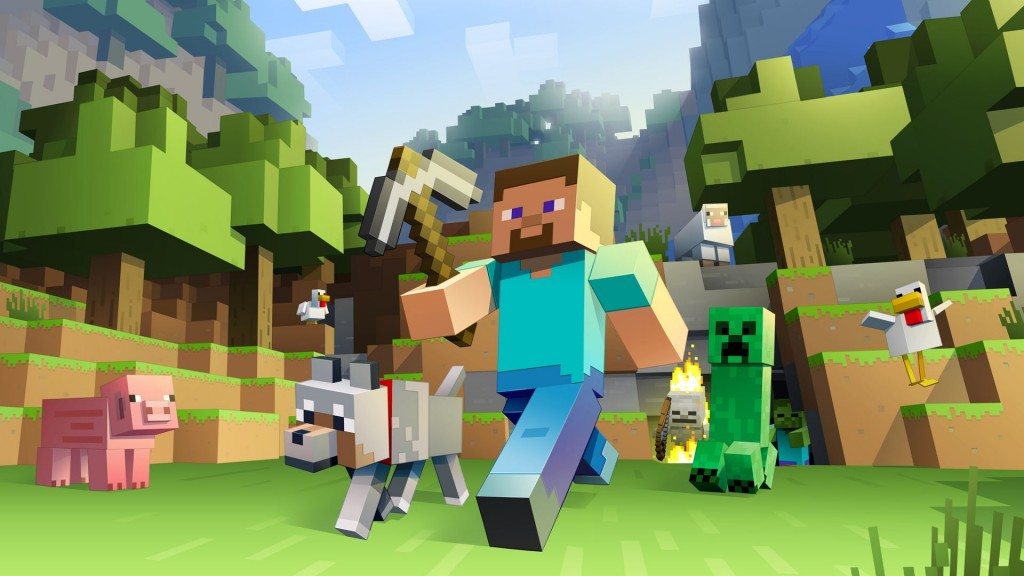 Minecraft: Windows 10 Edition Beta Latest Update Adds VR Support