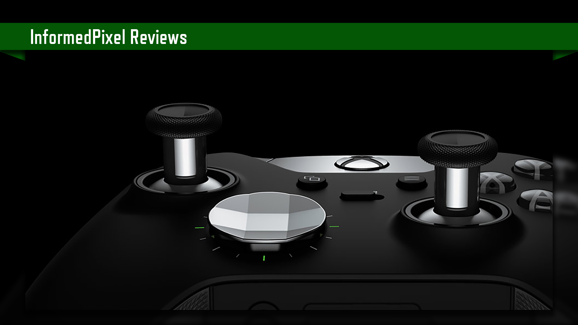 Review: Xbox Elite Wireless Controller