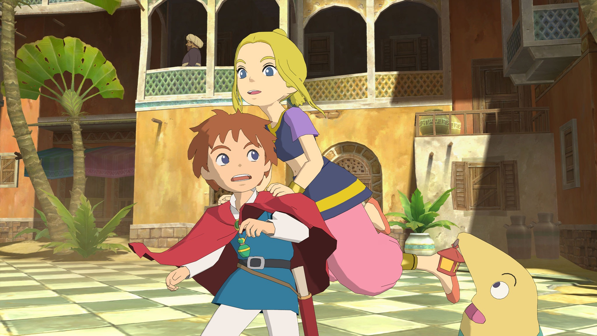 PSX: Ni No Kuni II Revenant Kingdom Announced