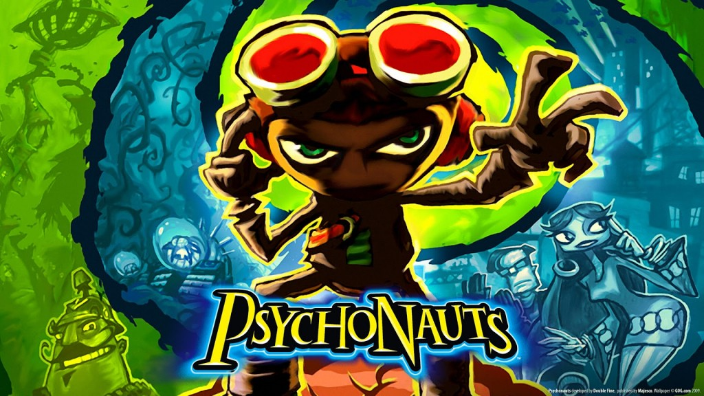 Game Awards 2015: Psychonauts 2 Announced