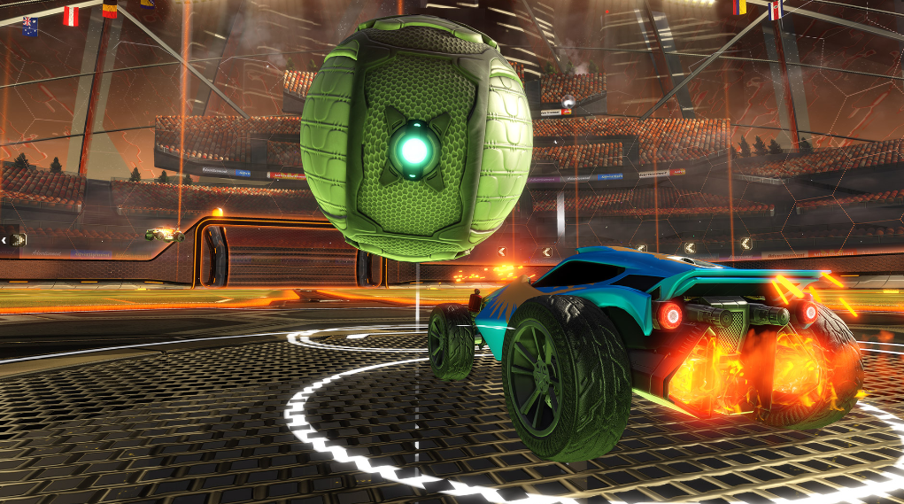 Rocket League Coming to Xbox One on February 17th