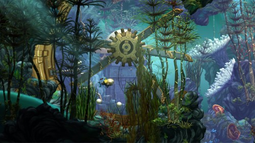 Insomniac Announces Song of the Deep; Gamestop Publishing