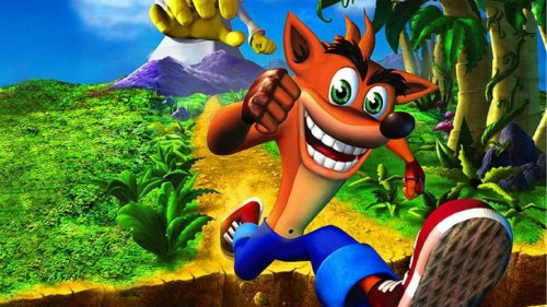 Retailer Lists A New Crash Bandicoot Title For Playstation 4