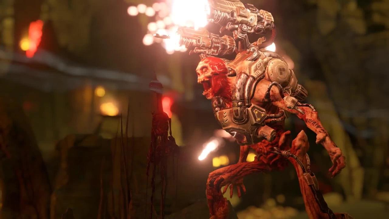 DOOM Entering Closed Beta On March 31st; New Trailer Surfaces