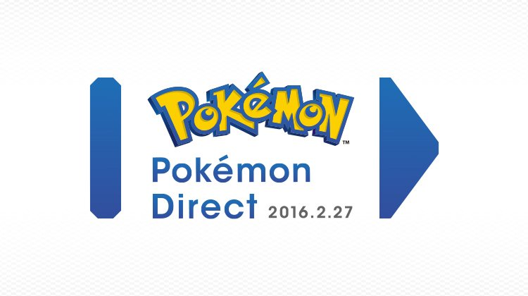 Pokemon Direct and Pokemon Sun/Moon Official Announcement