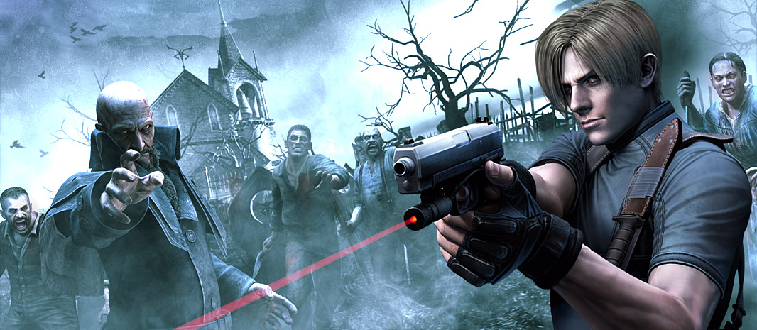 Resident Evil 4, 5, and 6 Announced for PS4, Xbox One