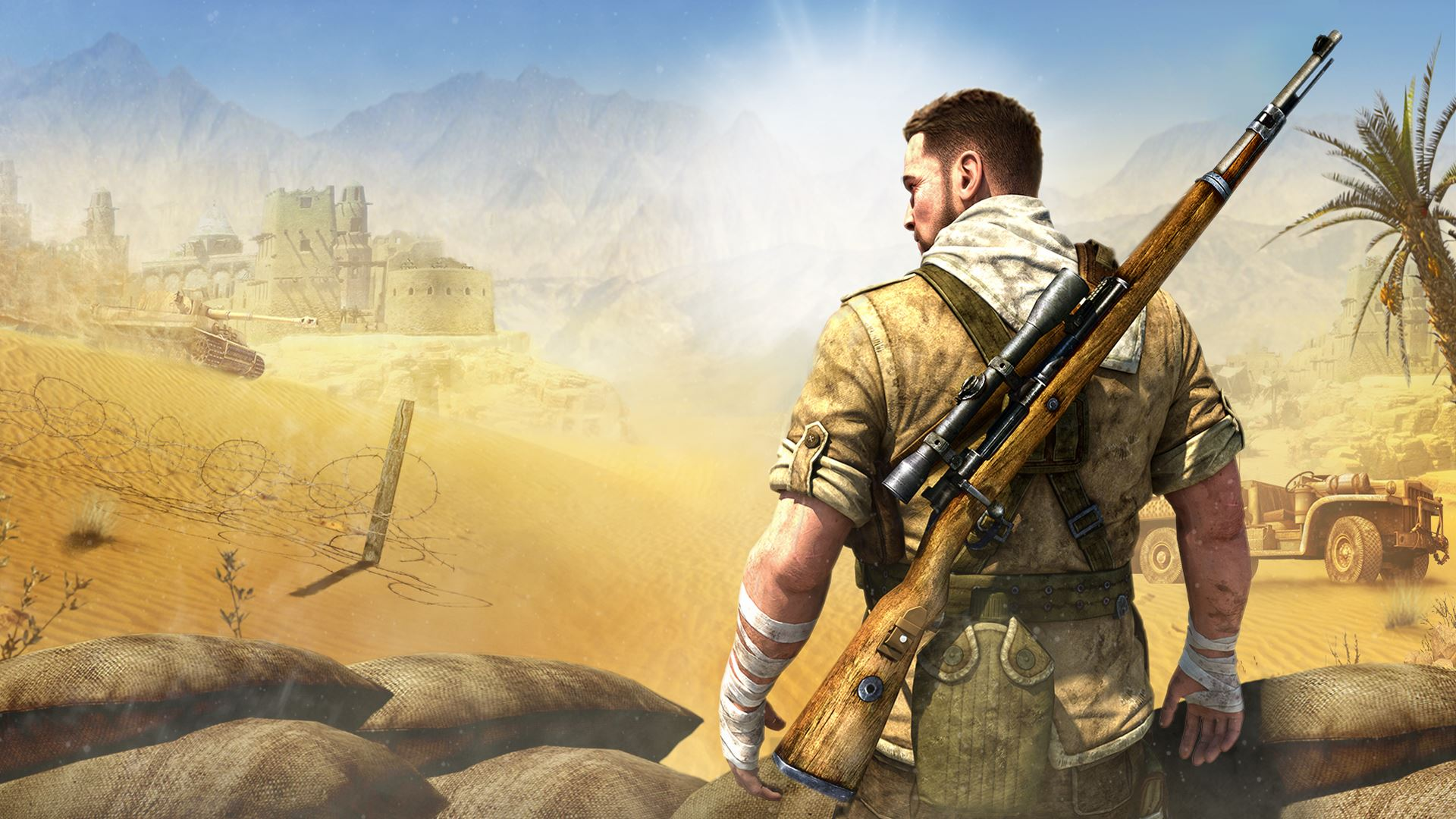 Sniper Elite 4 Leaked By LinkedIn Profile