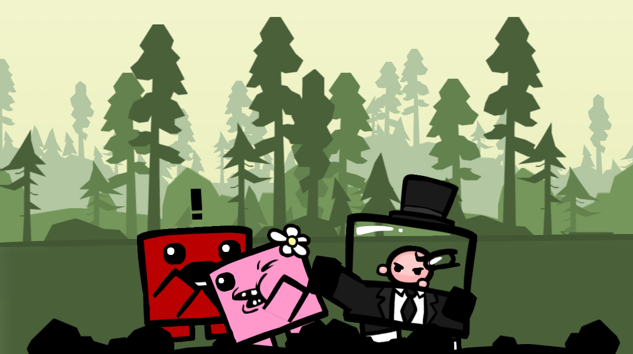 Super Meat Boy getting physical PS4 release in Europe