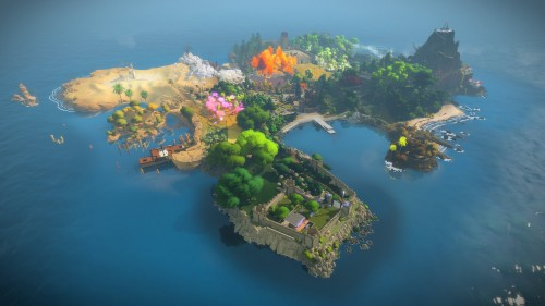 The Witness Is Coming To The Xbox One