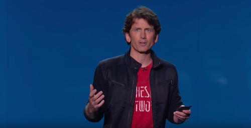 Todd Howard To Be Presented The Lifetime Achievement Award