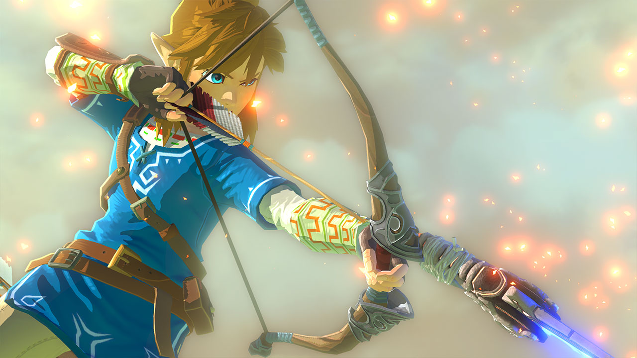 The Legend of Zelda: Breath of the Wild For Wii U Leaked