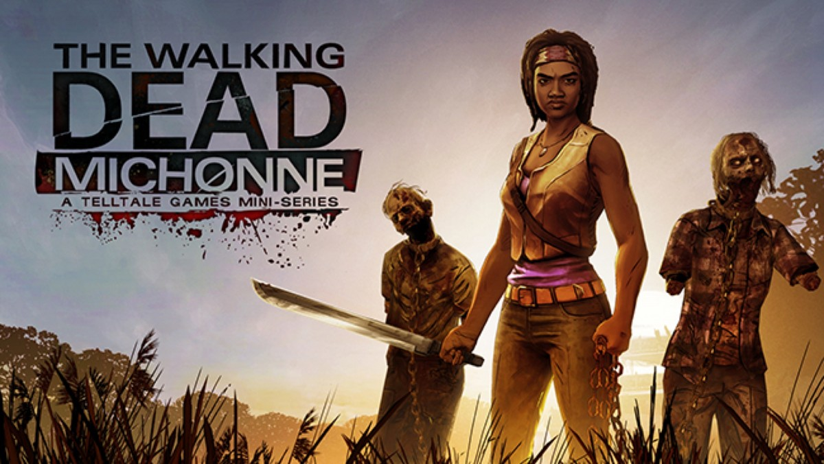 """The Walking Dead: Michonne"" Launch Trailer Released"