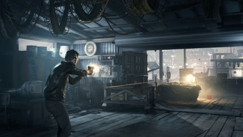 Quantum Break Details Surface; PC Version announced