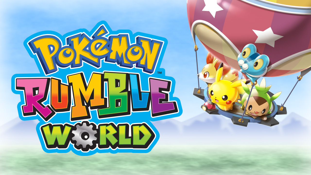 Pokémon Rumble World North American Retail Release Announced