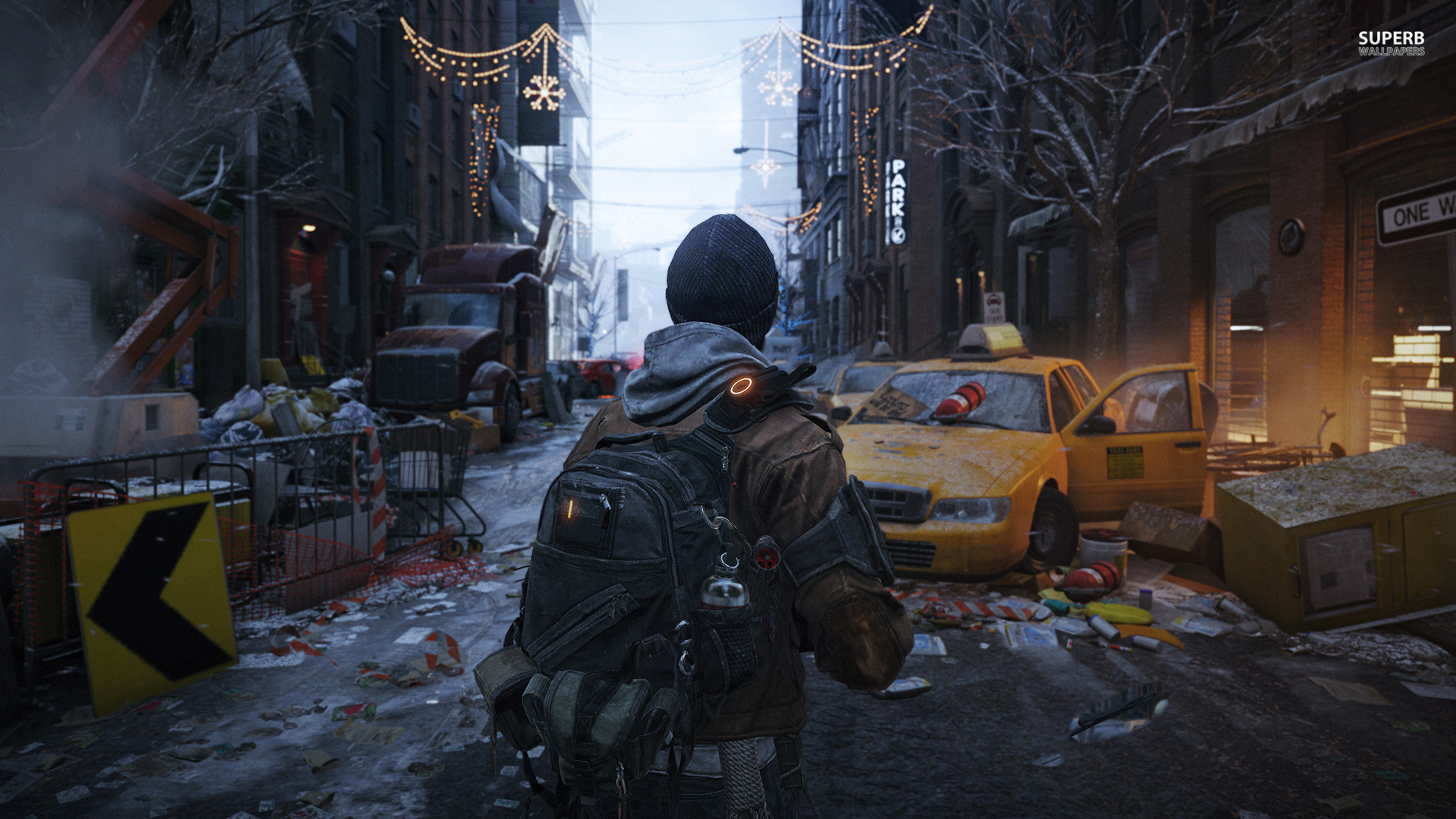 Open Beta Spotted For The Division Later This Month