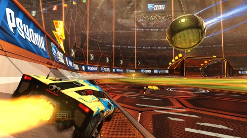 Rocket League For Xbox One Brings Cross-Network Play Today