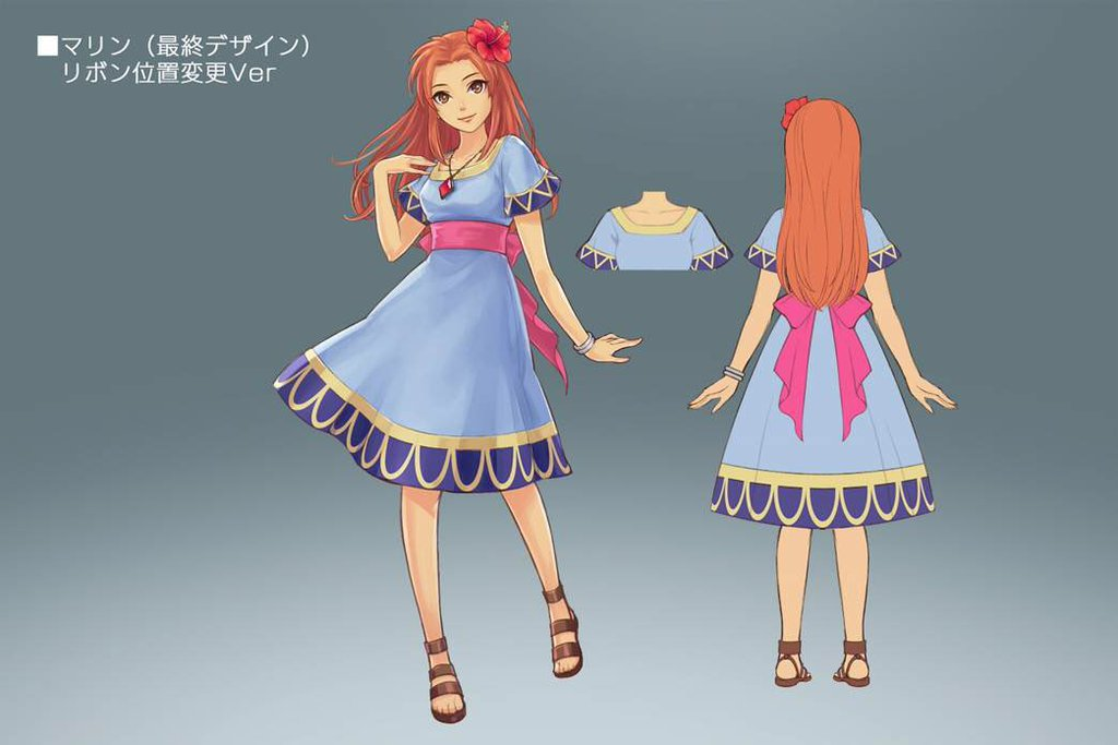 Marin Announced for Hyrule Warriors/Legends