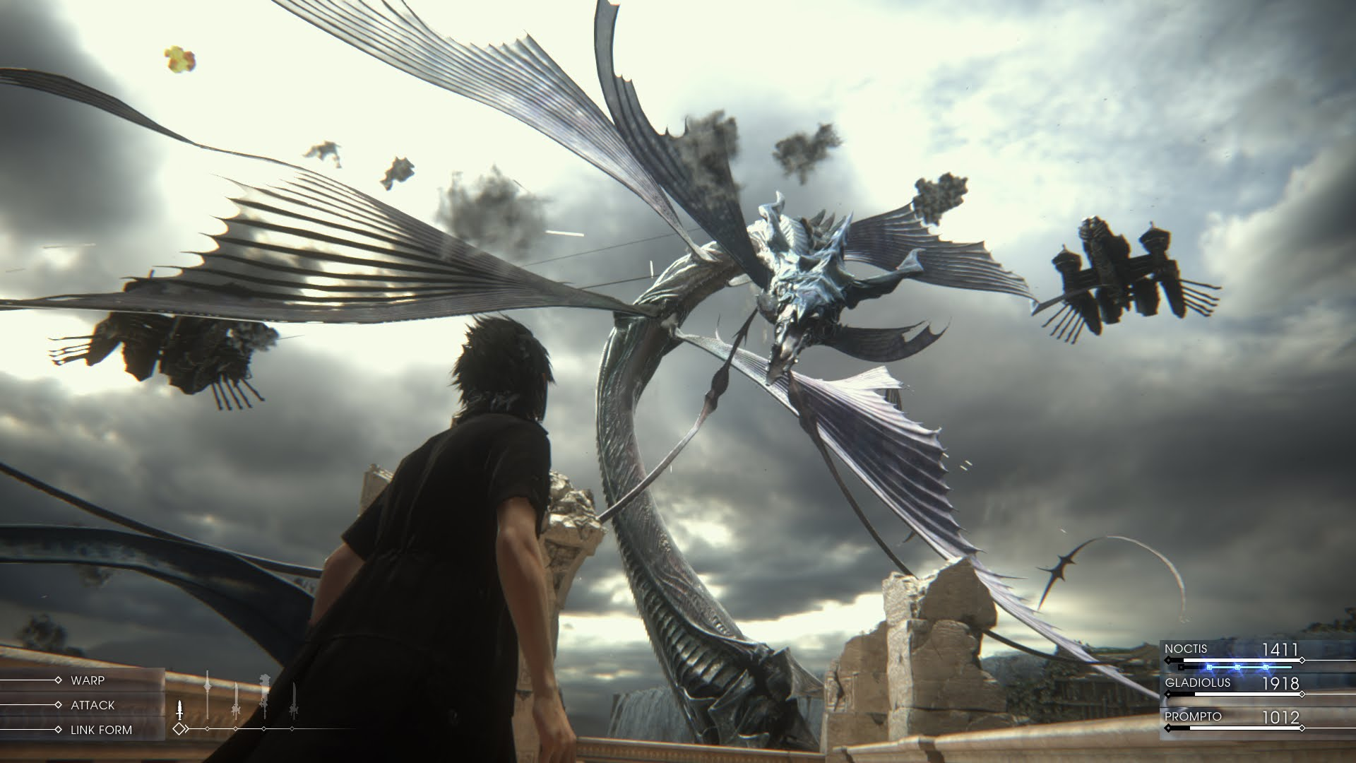 Final Fantasy XV To Include Playstation 4 Pro Support