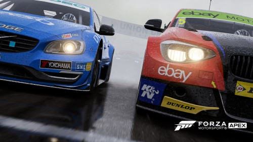 Forza Motorsport 6: Apex Announced for Windows 10