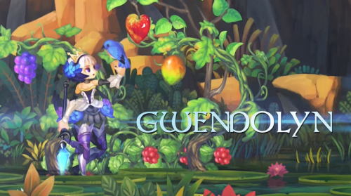 Odin Sphere: Leifthrasir Trailer Featuring 'Gwendolyn' Arrives