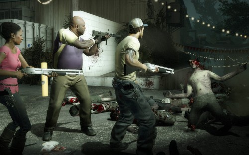 Left 4 Dead 2 Now Backward Compatible On Xbox One