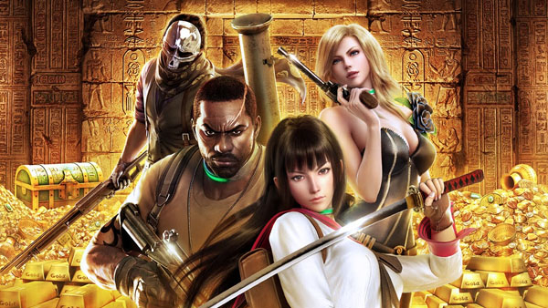 Project Treasure officially revealed as Lost Reavers