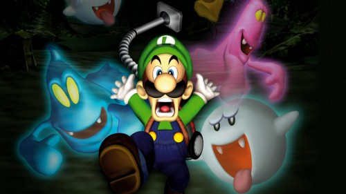 Rumor: Is Luigi's Mansion Coming To Nintendo NX?